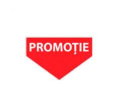 Promotie de primavara