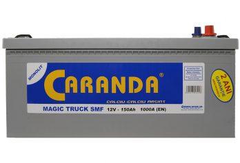 Promotie baterii auto MAGIC TRUCK 01.06.2019-30.06.2019
